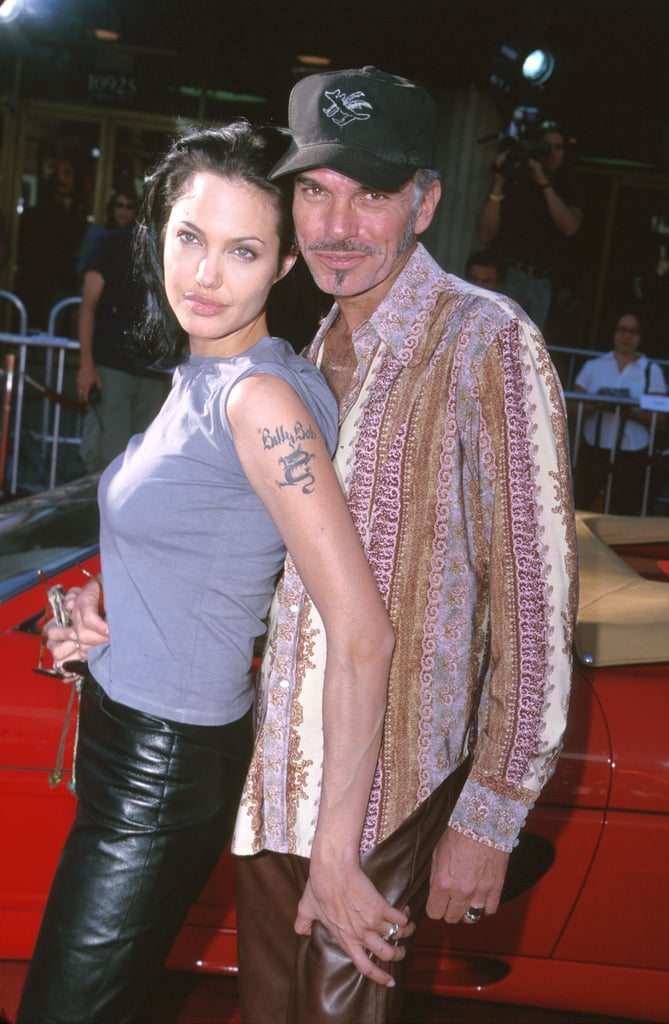 Angelina Jolie and Billy Bob Thornton in 2000