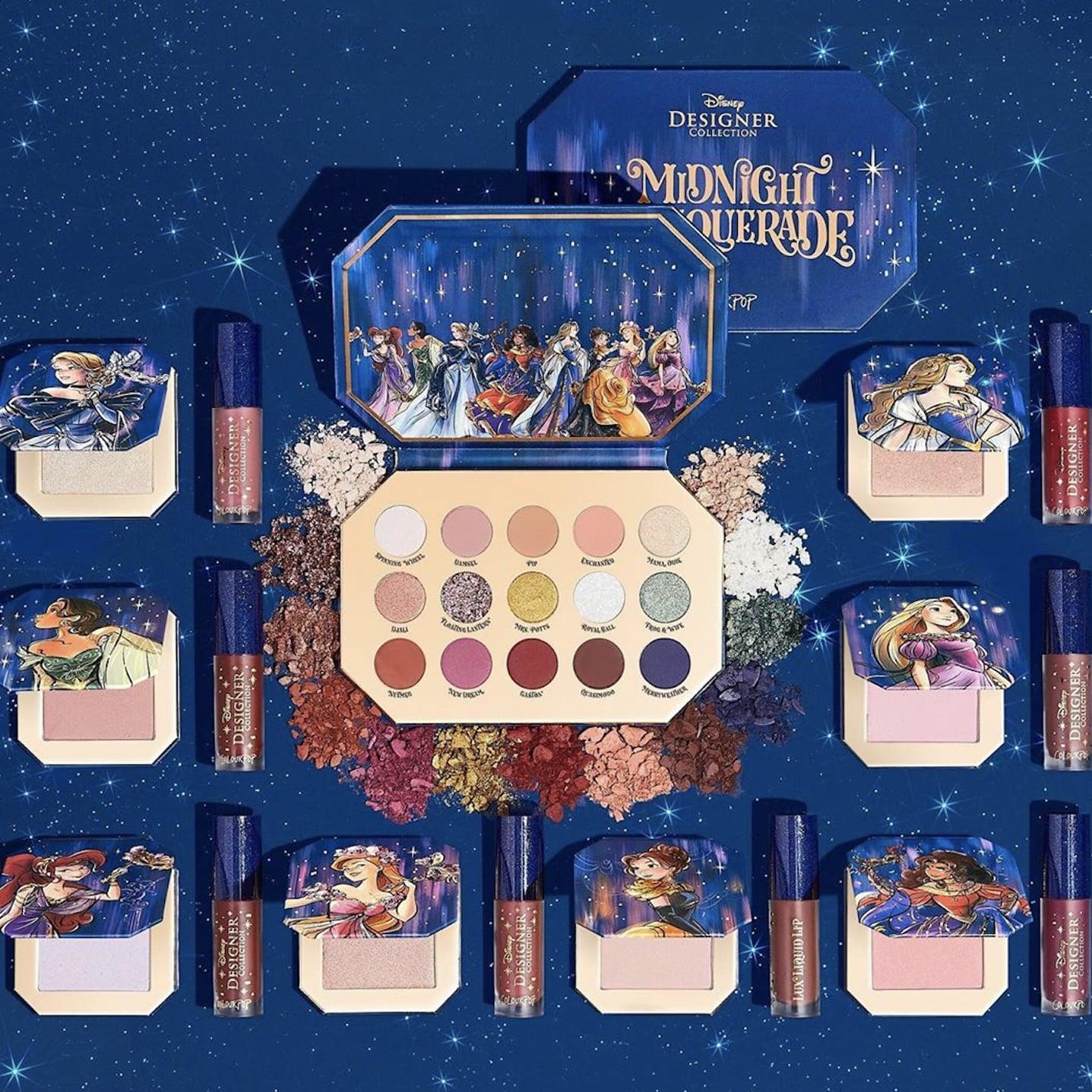 Disney Makeup Palette Christmas 2020 Disney Makeup Collaborations | POPSUGAR Beauty