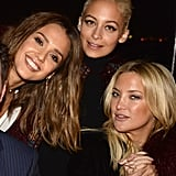 Nov. 5: Kate helped launch Jessica Alba's Honest Beauty collection with Nicole Richie.