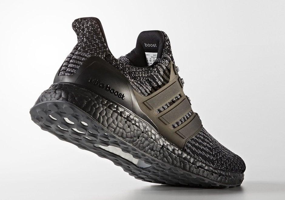 Triple Black Adidas UltraBoost   2017   POPSUGAR Fitness UK