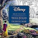 Disney Dreams Collection Colouring Book