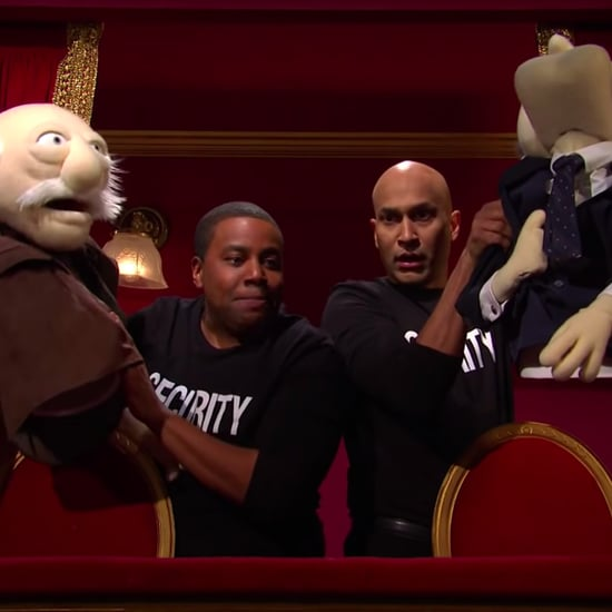 Keegan-Michael Key's Muppets Skit on Saturday Night Live