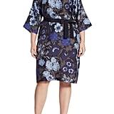 Marina Rinaldi Voyage Delicato Silk Floral Dress