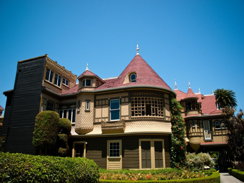 Winchester Mystery House in Northern California