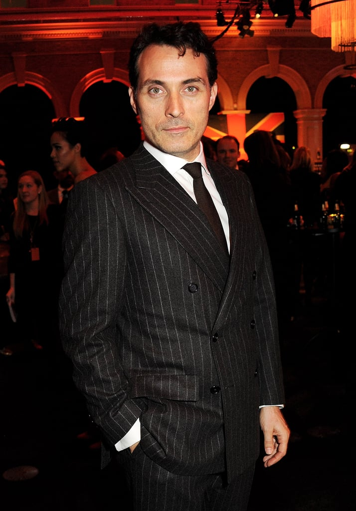 Rufus Sewell appeared at the BIFAs.
