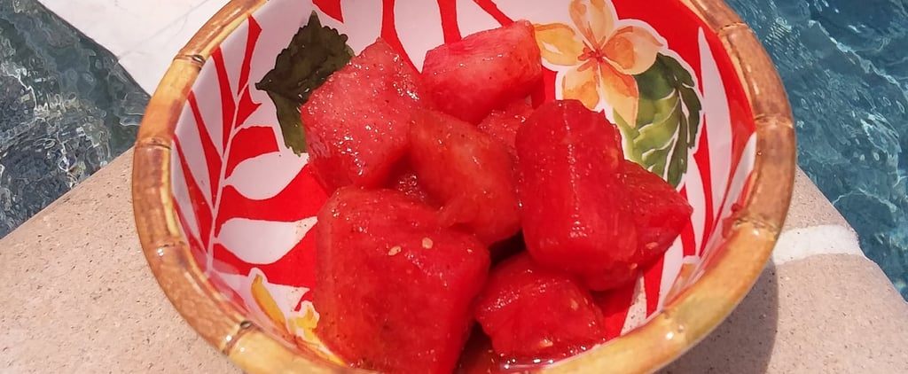 Spicy Watermelon Recipe