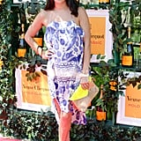 Rebecca Minkoff at the sixth annual Veuve Clicquot Polo Classic in Jersey City, NJ.  Source: David X Prutting/BFAnyc.com