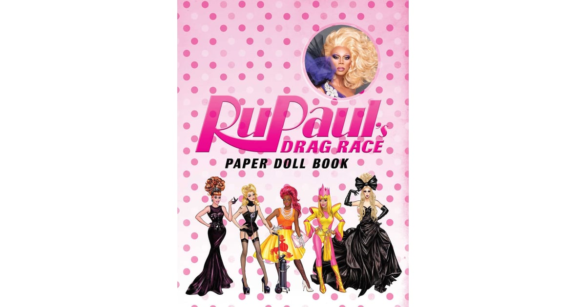 Activity Book Gifts For Rupaul S Drag Race Fans
