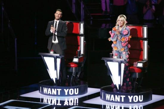 'The Voice' Recap: Alicia, Blake and Miley Clash over Singer Josh Halverson