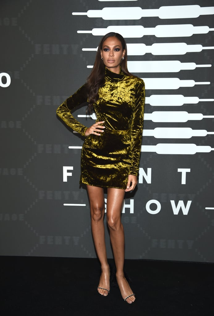 Joan Smalls at the Savage x Fenty New York Fashion Week Show