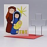 Throwback Thursday Holiday Card