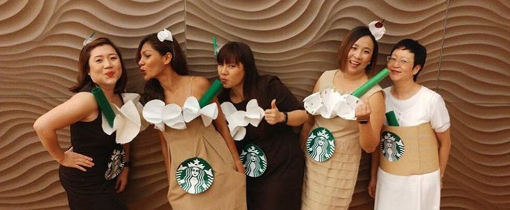 17 DIY Starbucks Costumes For Die-Hard Coffee Enthusiasts