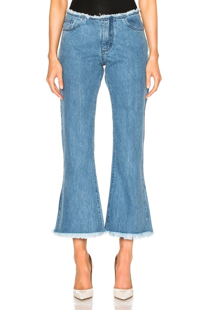 Marques Capri Flare Jeans