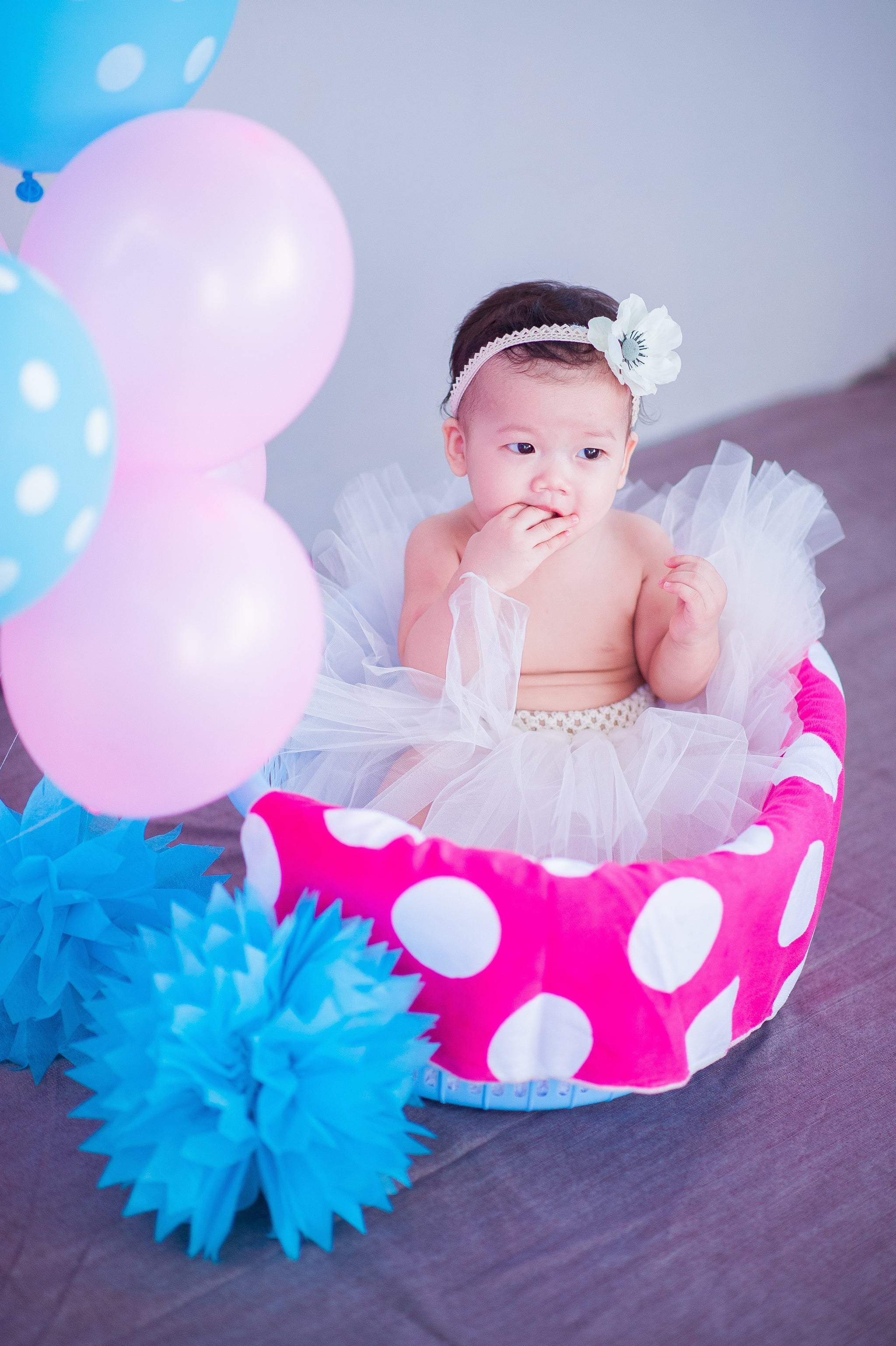Why You Shouldn T Throw A Big First Birthday Party Popsugar Family