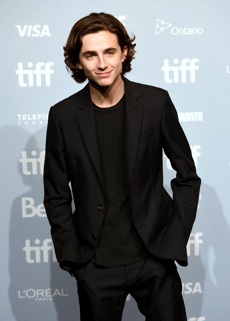 Timothée Chalamet Will Steal Your Heart in 3, 2, 1 . . .