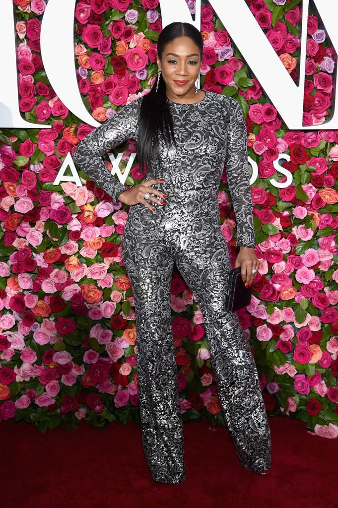 Tony Awards Red Carpet Dresses 2018