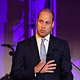 Prince William Moves Up