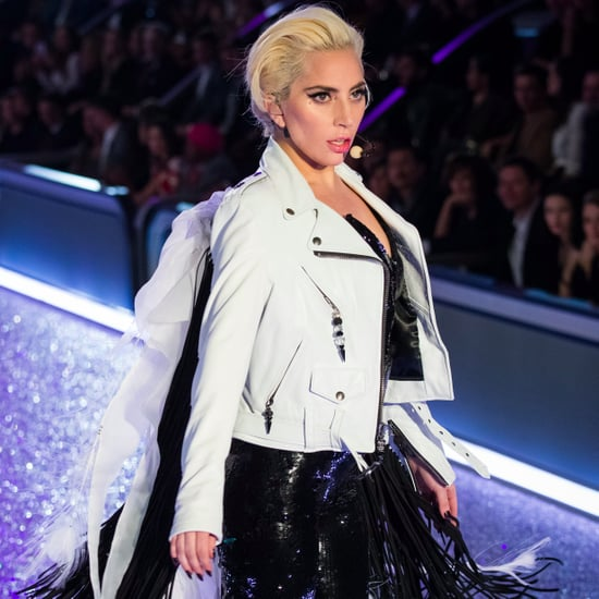 Lady Gaga Victoria's Secret Fashion Show Performances 2016
