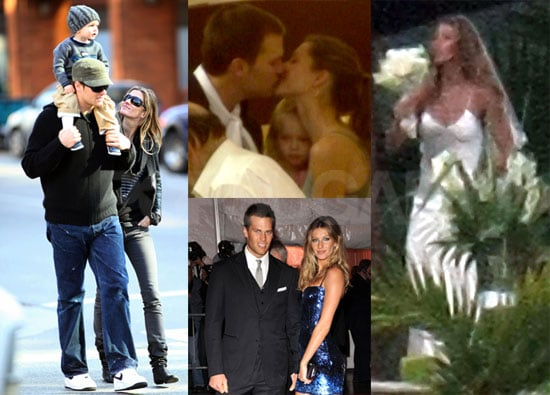 Biggest Headline of 2009: Gisele and Tom Are Married With Children