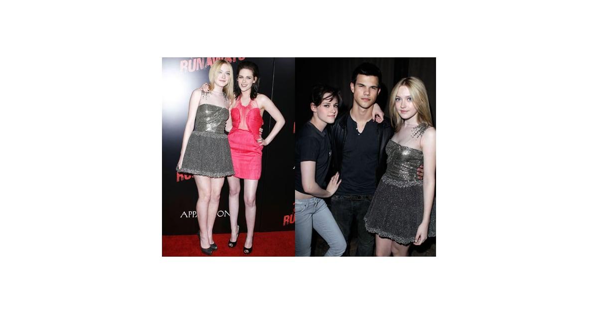 Photos Of Kristen Stewart Dakota Fanning And Taylor