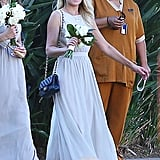 Lauren Conrad and Lo Bosworth as Bridesmaids 2014 | Pictures