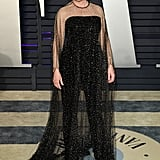 Glenn Close at the 2019 Vanity Fair Oscar Party