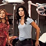 Maura Isles and Jane Rizzoli