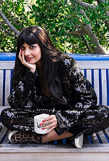 Jameela Jamil Talks Fashion and Social Media in 2020