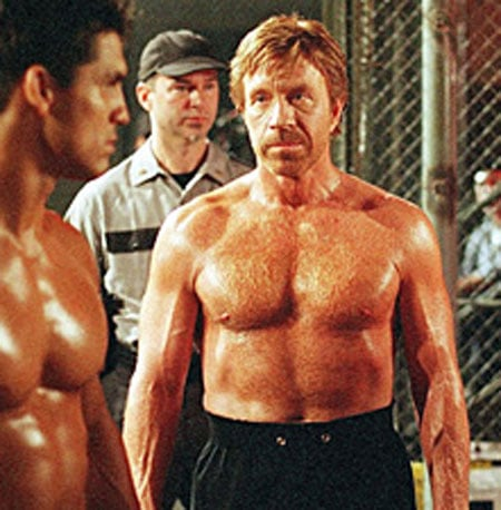 don t mess with chuck happy 70th birthday shirtless
