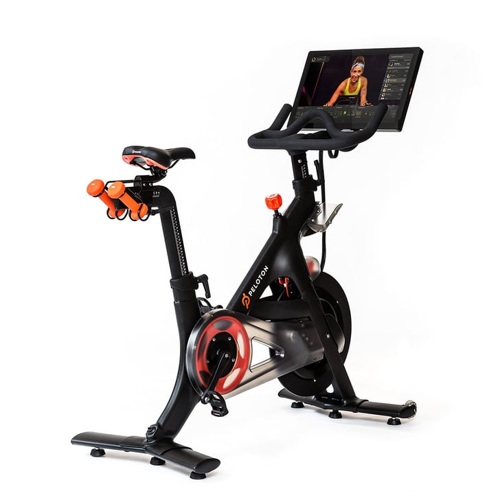 Peloton Bicycle Best Fitness And Health Gear For January