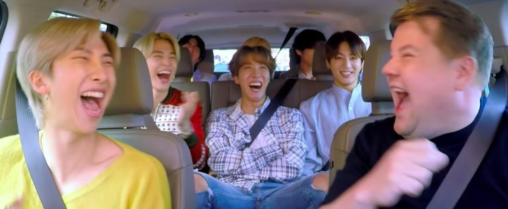 BTS Carpool Karaoke Video