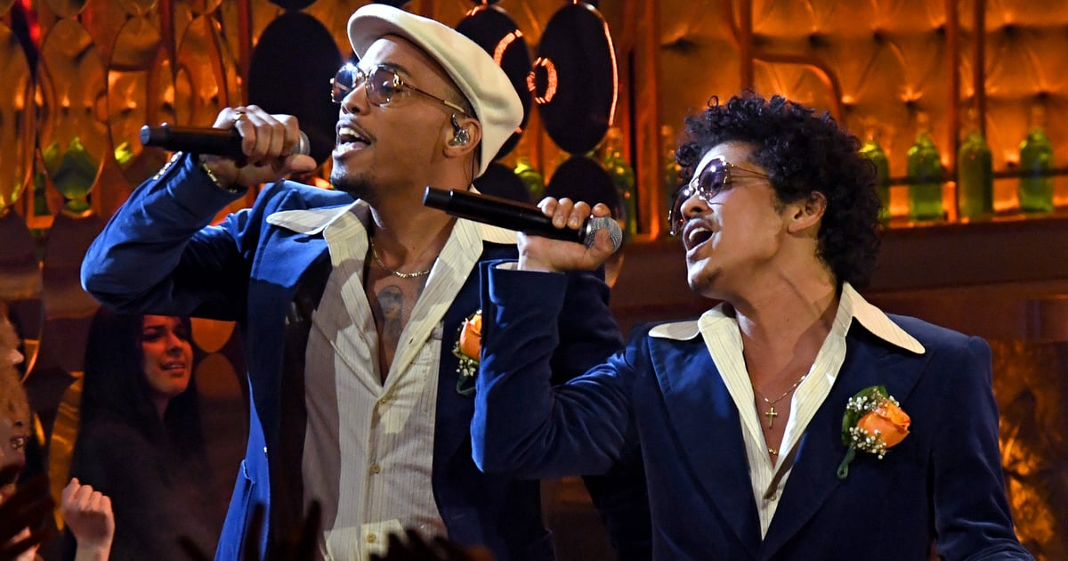 If You've Ever Wanted Silk Sonic to Serenade You, Watch Their iHeartRadio Awards Performance.jpg