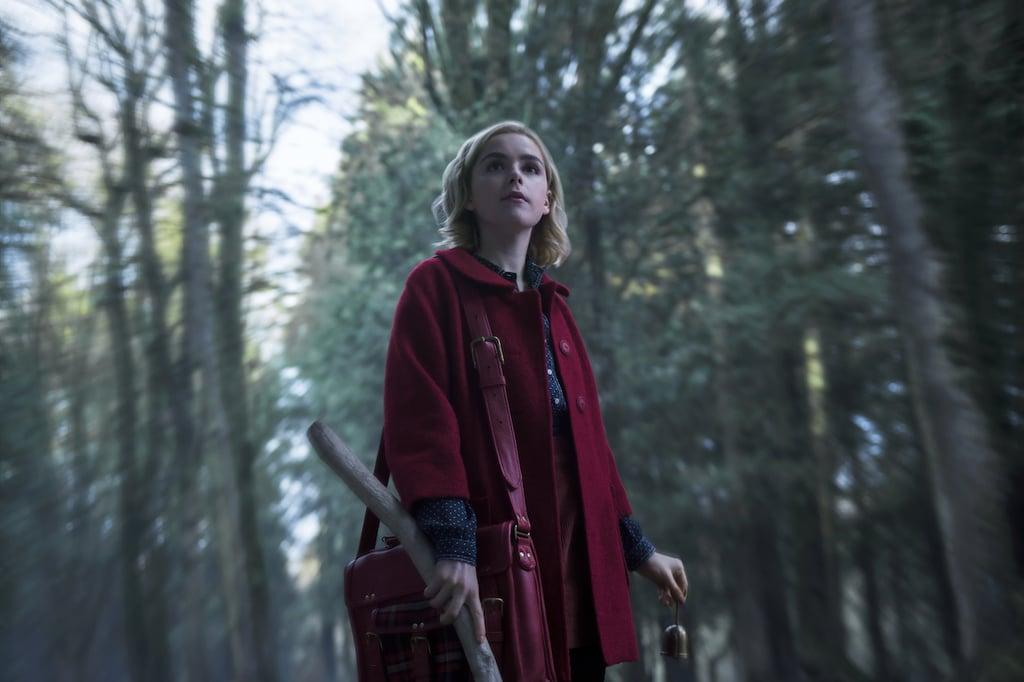 Kiernan Shipka as Sabrina