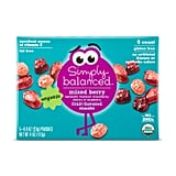 Simply Balanced Mixed Berry Flavored Snacks