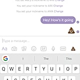 Personalize your chats however you want.