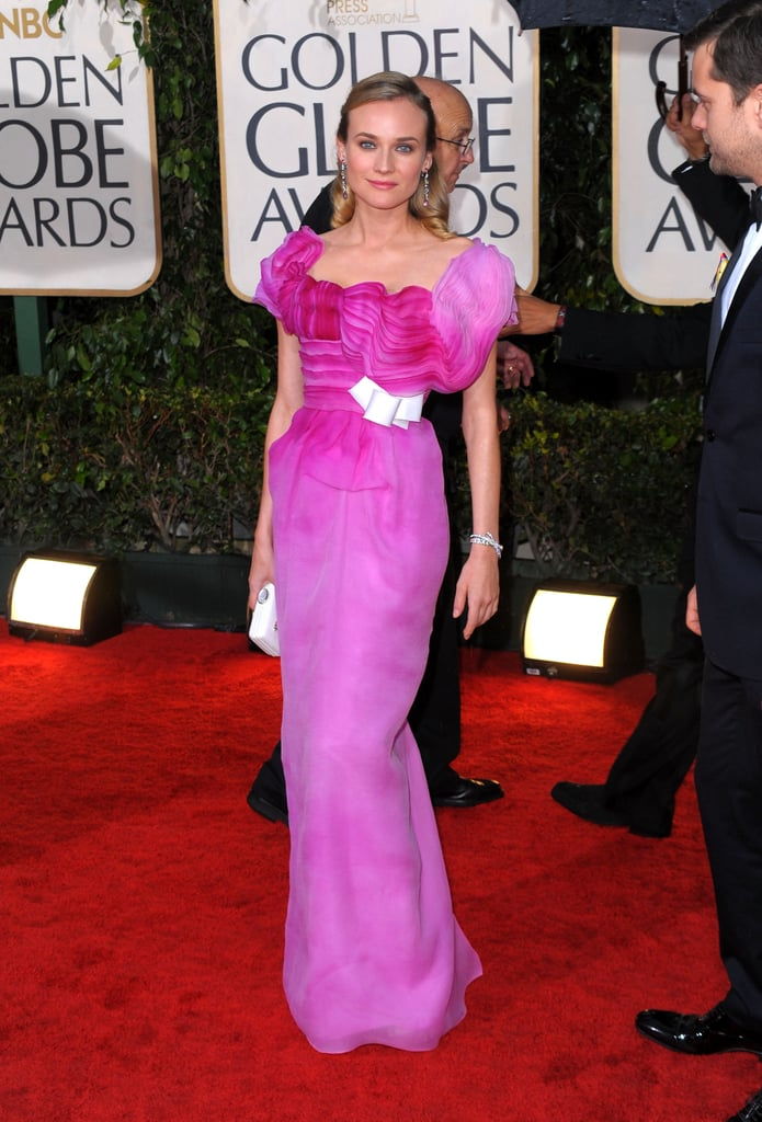 Diane Kruger in Christian Lacroix