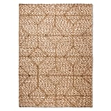 Jute Braided Rug ($140, originally $200)