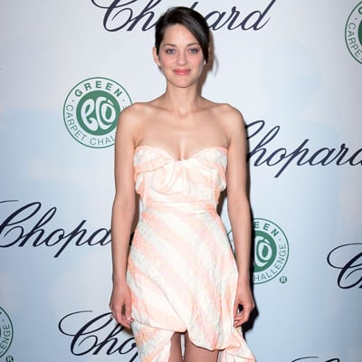 Marion Cotillard At Cannes; Chopard Jewellery Robbery
