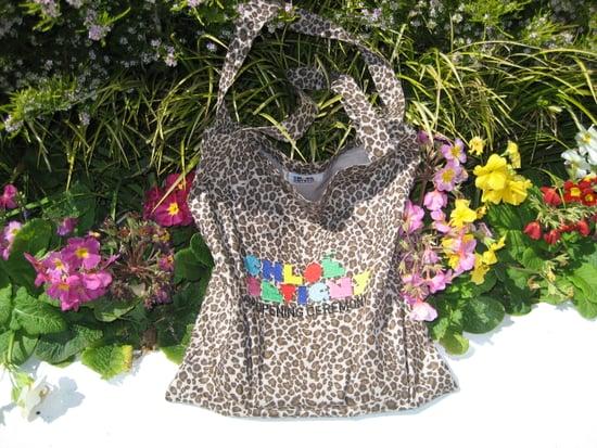 Sugar Shout Out: Win a Chloë Sevigny-Designed Leopard Tote