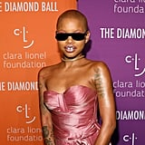 Slick Woods at the 2019 Diamond Ball
