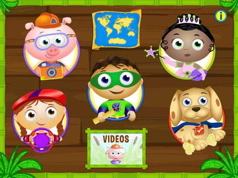 Super Why ABC Adventures: Alphabet