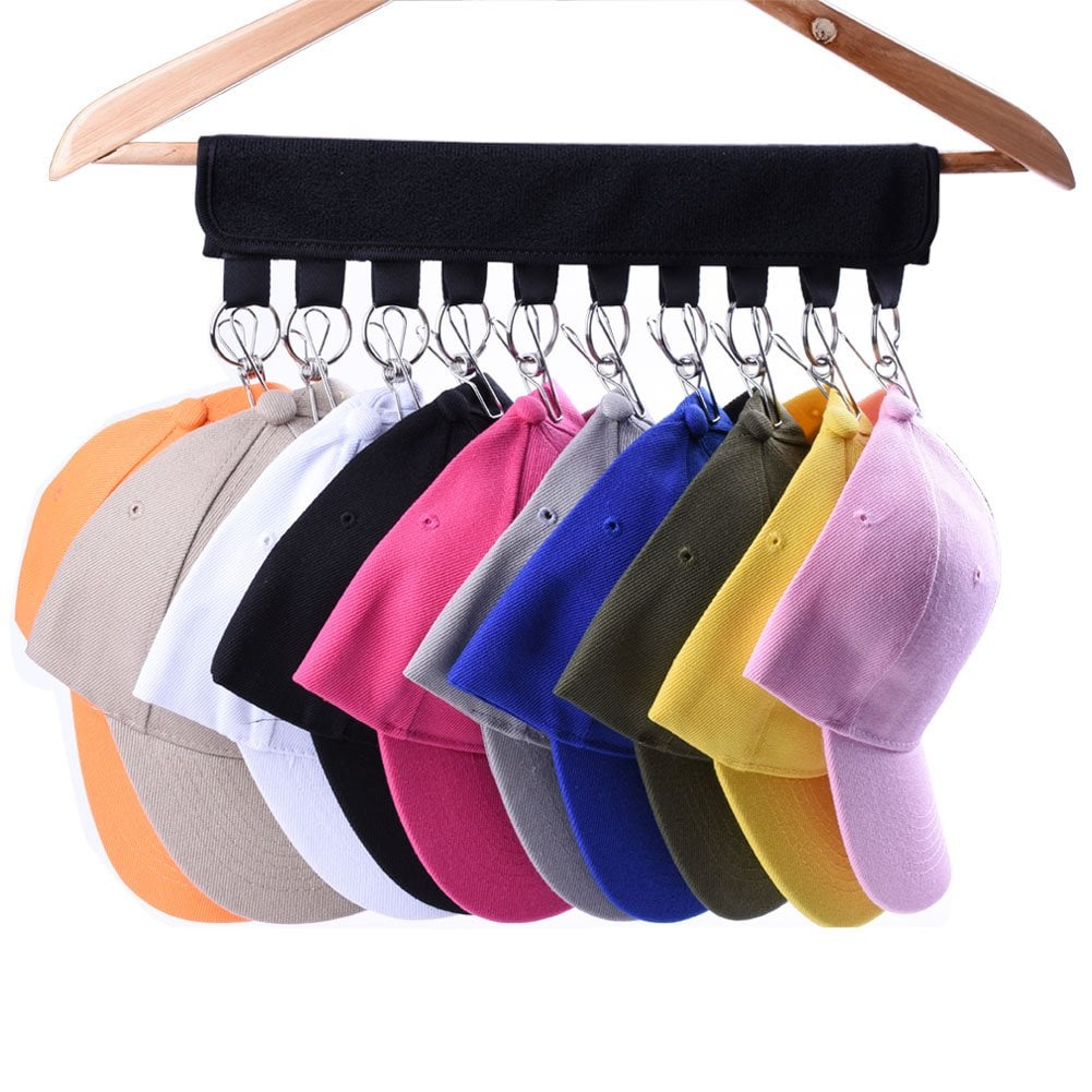 A Place to Keep Your Hats: Cap Organizer Hanger