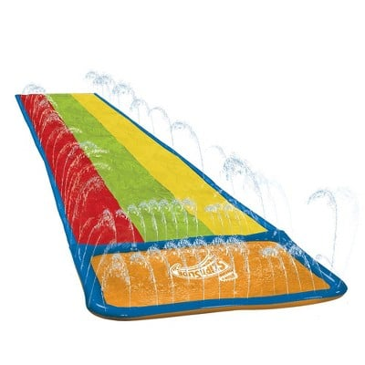 Wham-O 18 Foot Backyard And Lawn Hydroplane Triple Xl Slip N Slide Outdoor Toy