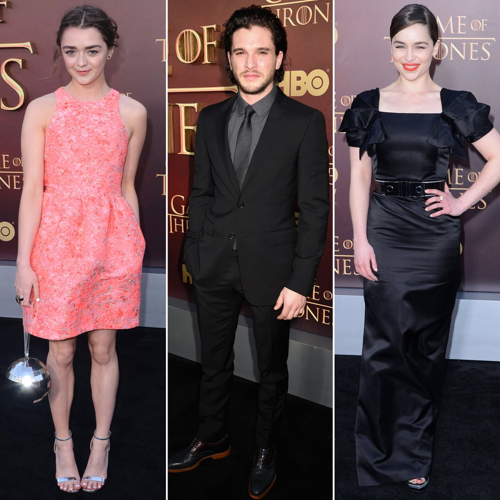 The Game of Thrones Cast Was Hardly Recognisable at Last Night's Premiere