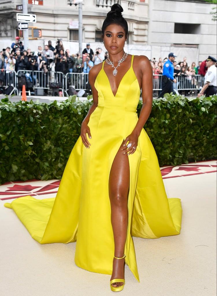 Gabrielle Union Style 2018