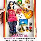 New Hobby Edition Barbie