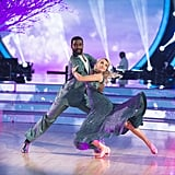 Evanna Lynch Performance on Dancing With the Stars Premiere