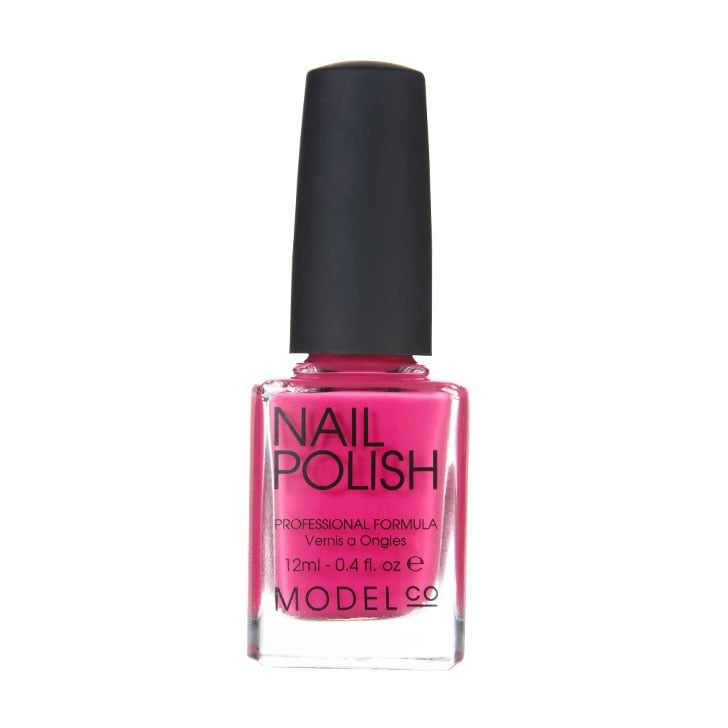 ModelCo Nail Polish in ModelCo Pink, $15