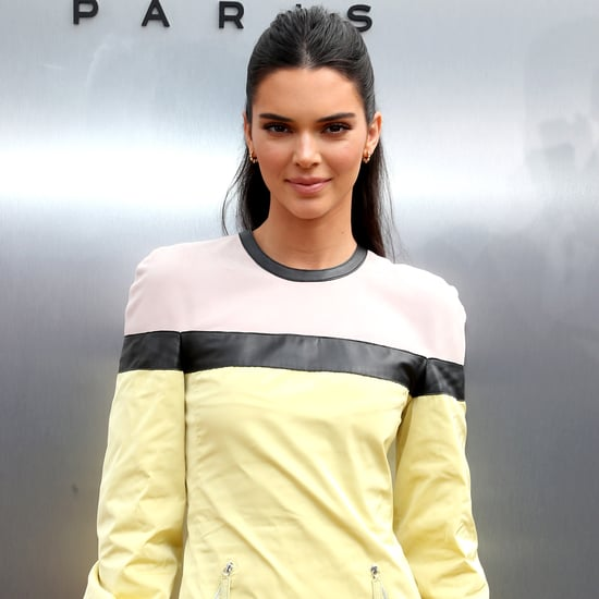 Kendall Jenner Misses Walking At NYFW Spring 2020