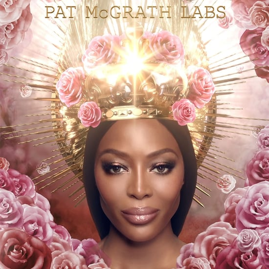 Naomi Campbell Named the Face of Pat McGrath Labs